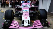 Force India VJM11 temporada 2018