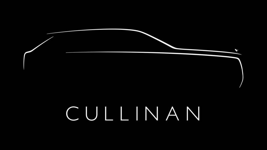 Rolls-Royce Cullinan Name Confirmed In New Teaser