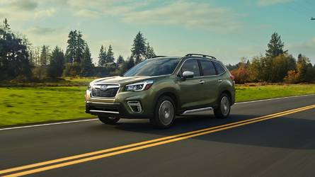 2019 Subaru Forester yüzünü New York'ta gösterdi