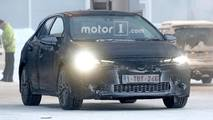 Toyota Auris Spy Shots