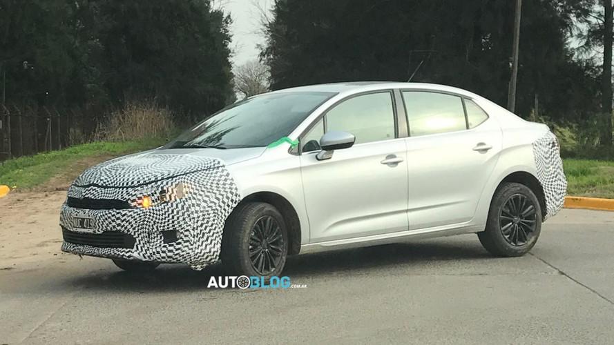 Citroën C4 Lounge seguirá mudanças visuais do modelo chinês