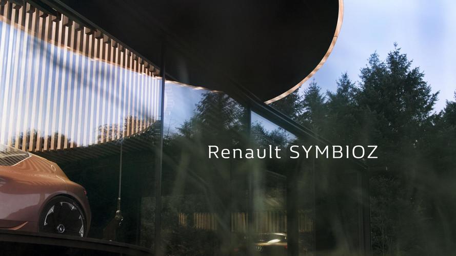 Renault Symbioz elektrikli bir konsept olarak geliyor
