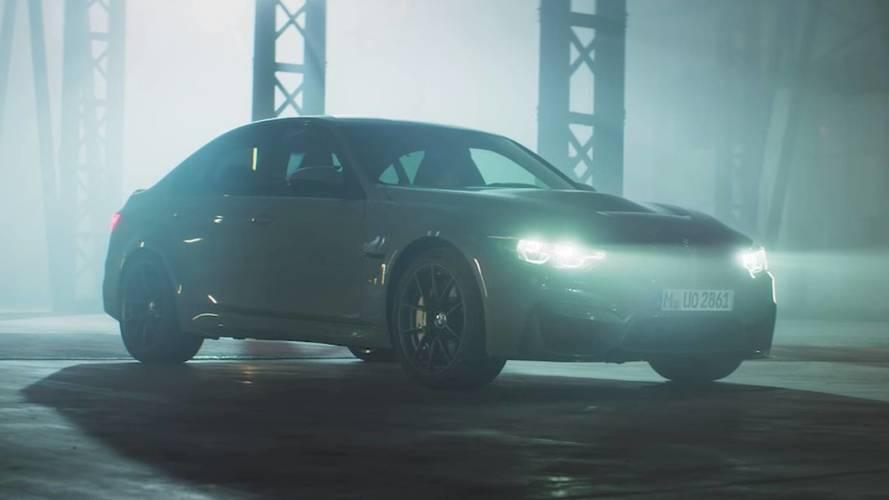 BMW Quietly Reveals M3 CS Nürburgring Lap Time In Promo Video