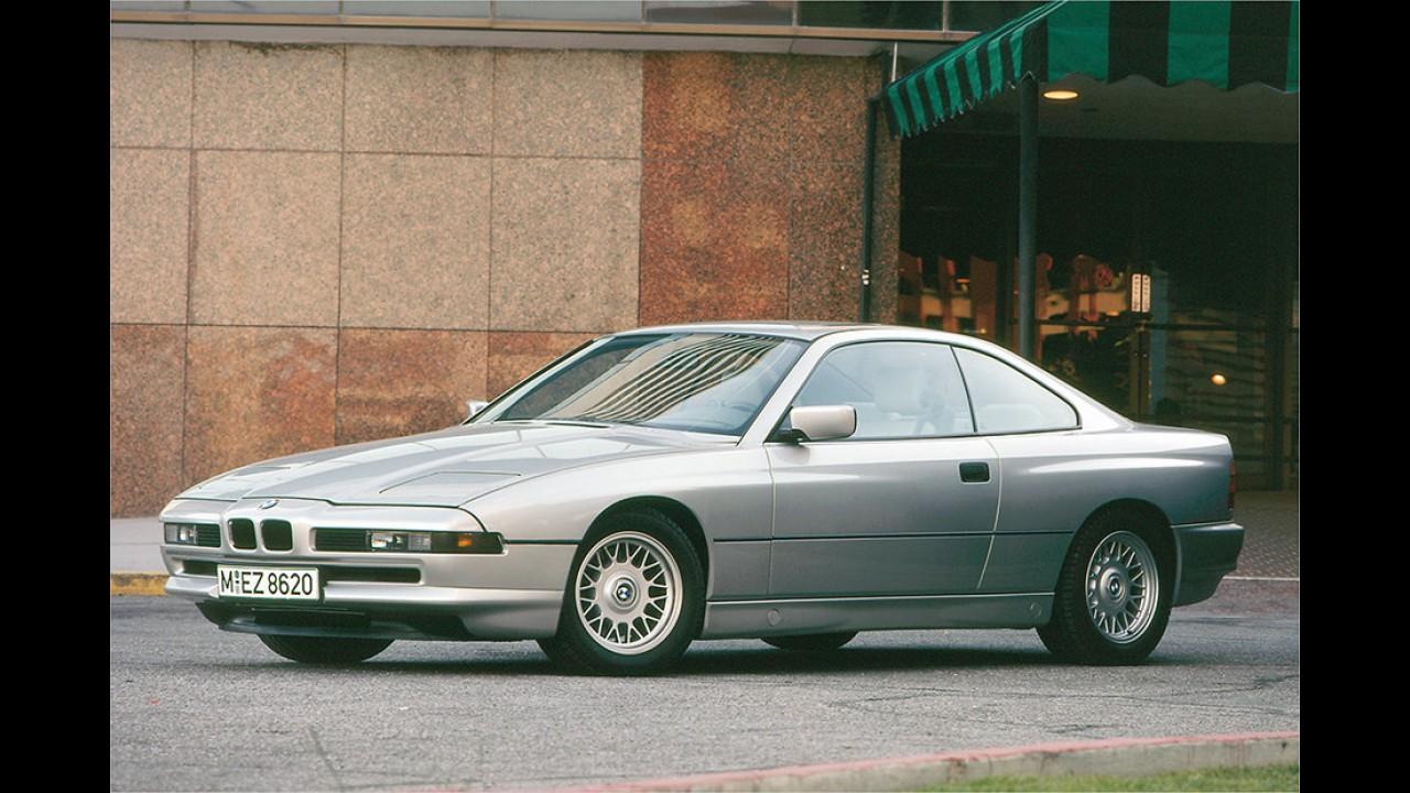 1989: BMW 850i