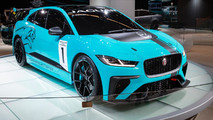 Jaguar I-Pace Official Photos