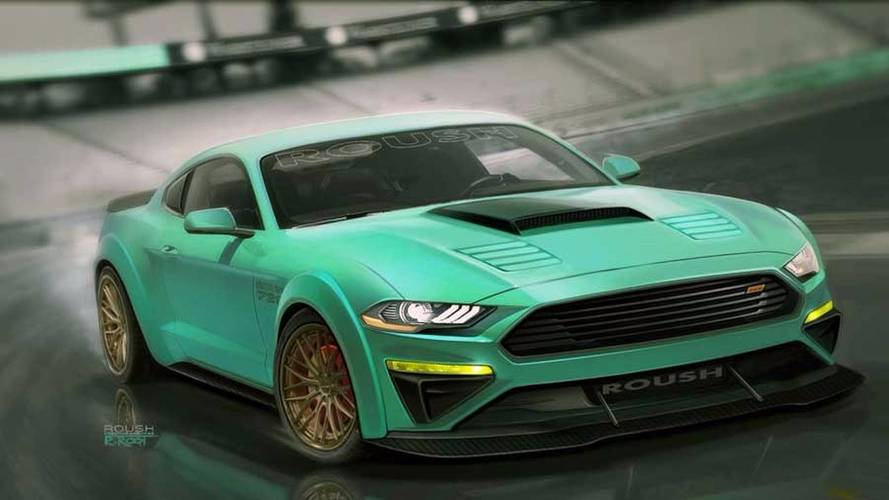 2018 Ford Mustang by Roush