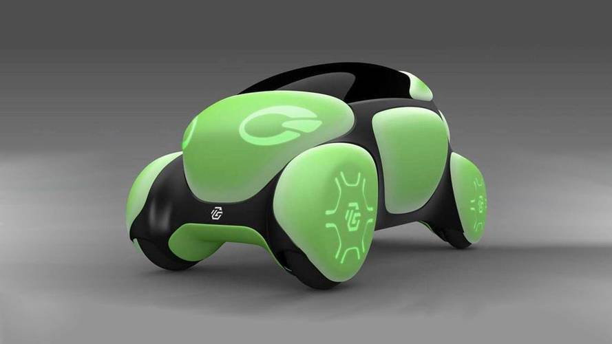 Toyoda Gosei konsepti kauçuk dış yüzeylere sahip