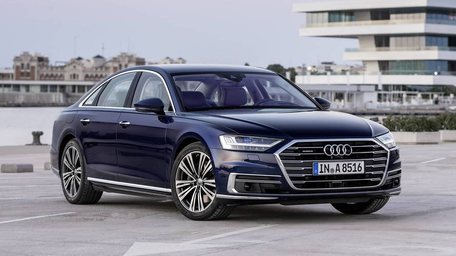 The 11 Coolest Technologies On The 2019 Audi A8