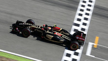 Maldonado stays, Grosjean admits future 'open'
