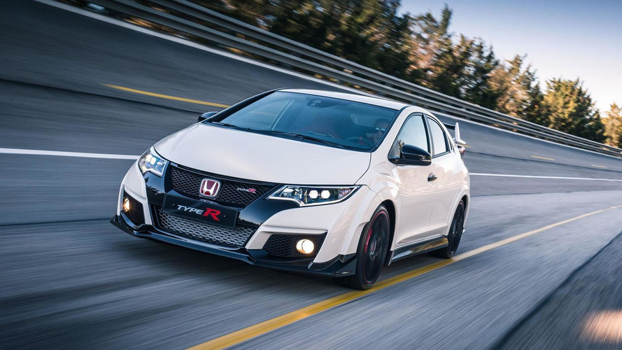 Honda Civic Type R Bows In Geneva With £29,995 Price; Laps U0027Ring In 7:50.63  [video]