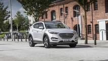 2016 Hyundai Tucson (UK-spec)