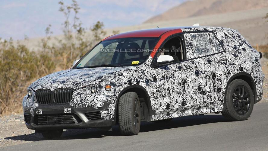 BMW allegedly planning 1-Series Sport Cross to slot below X1