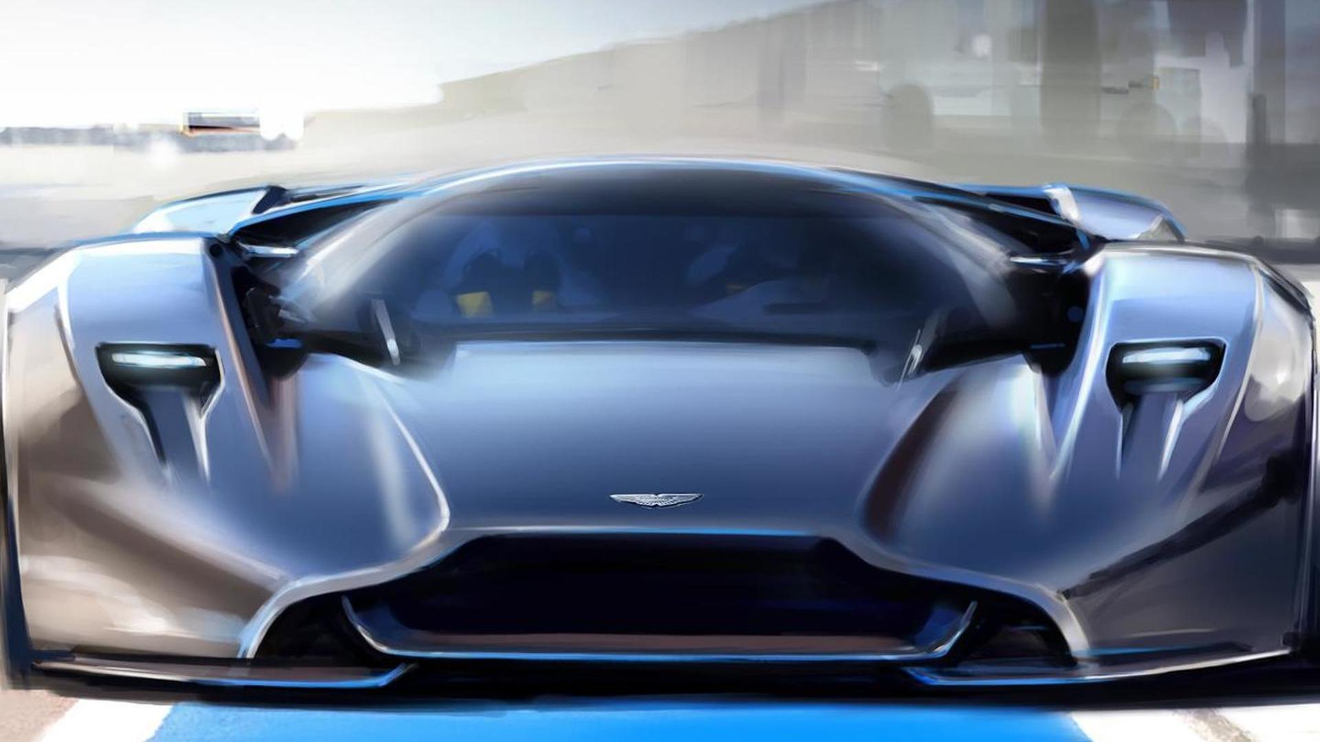 Cars Com Reviews >> Aston Martin schedules mid-engine V8 supercar for 2022
