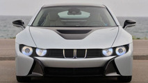 BMW i8 with different fascia / oppositelock
