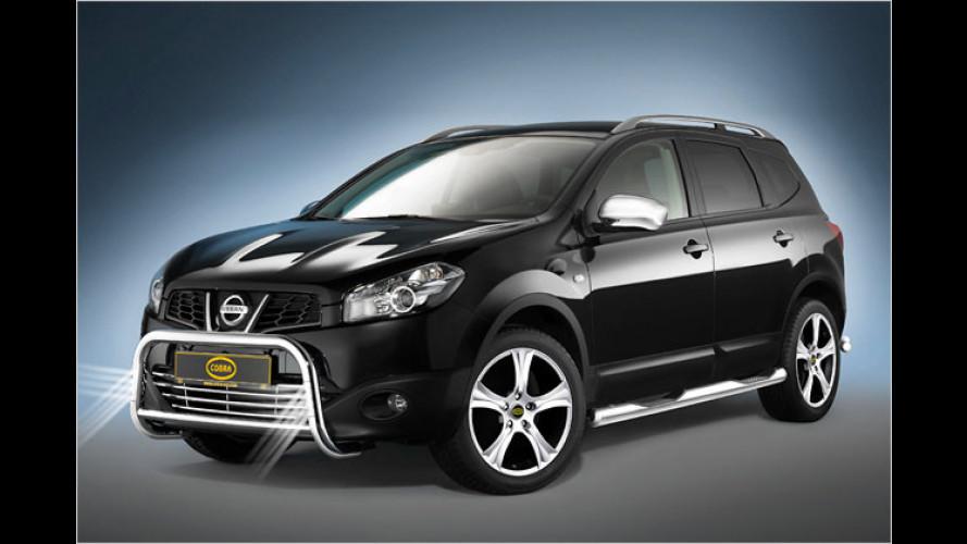 Frisch gestählt: Nissan Qashqai von Cobra