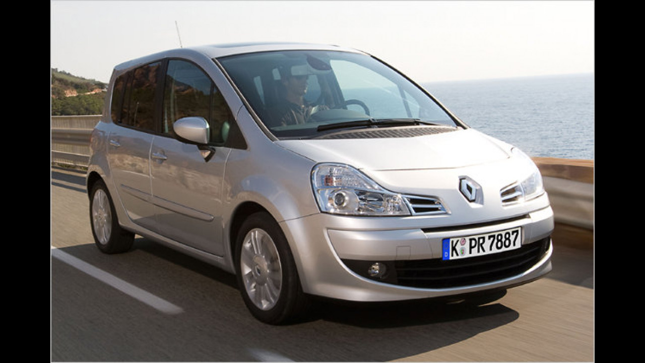 Renault Grand Modus 1.2 16V 75 Dynamique