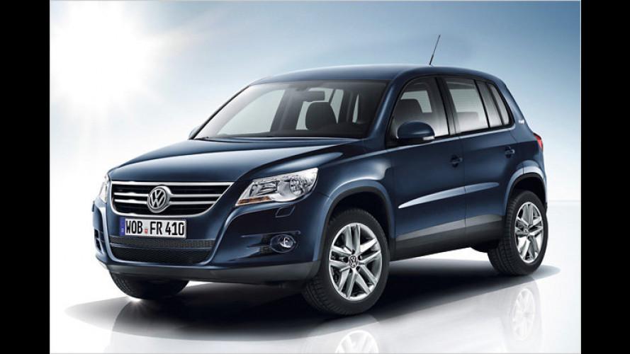 VW Tiguan: Neuer Einsteiger Freestyle jetzt bestellbar