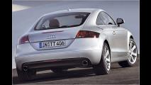 Audi TT statt Toyota Prius