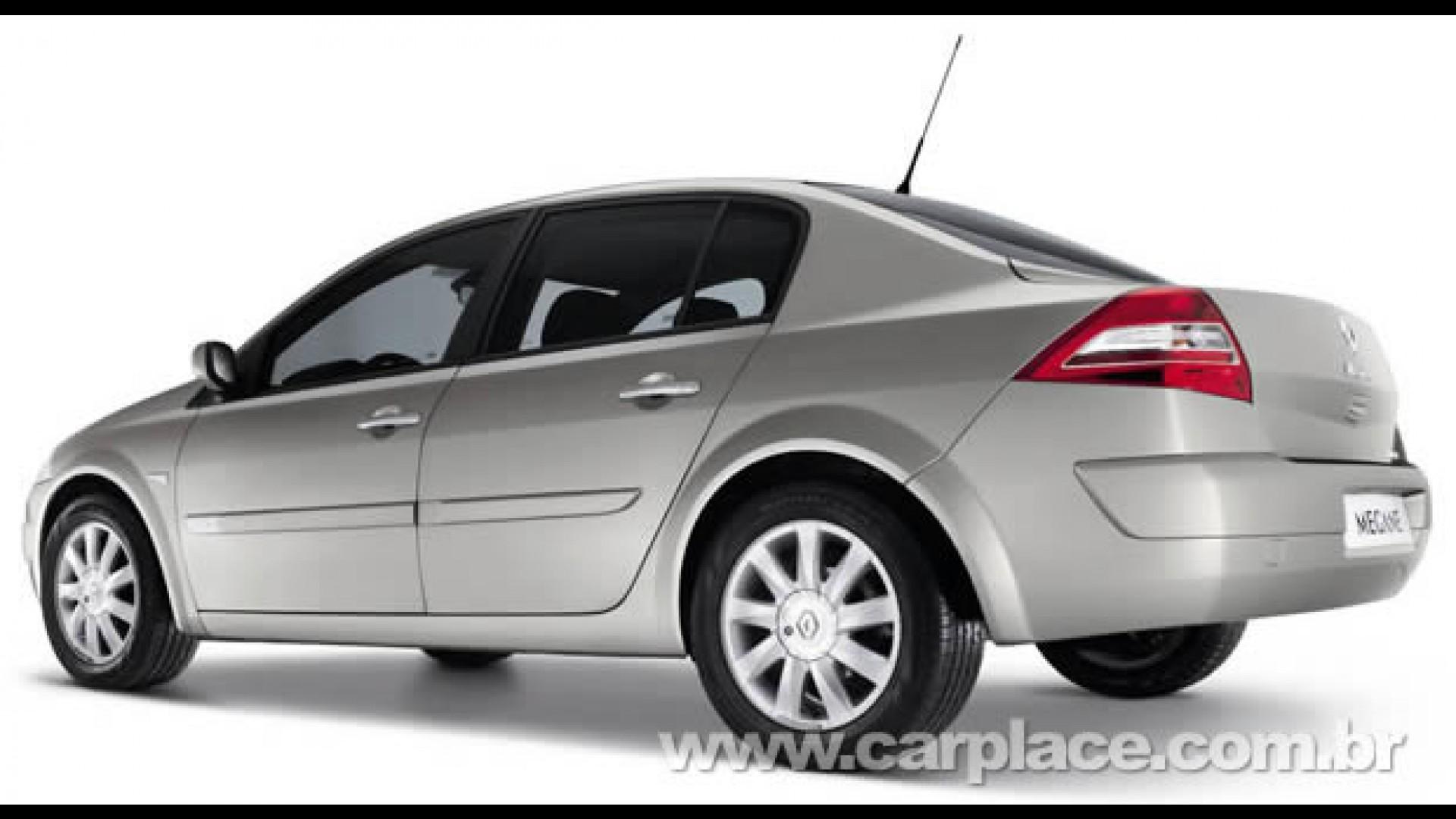 Arquivo Para Renault Megane Carplace