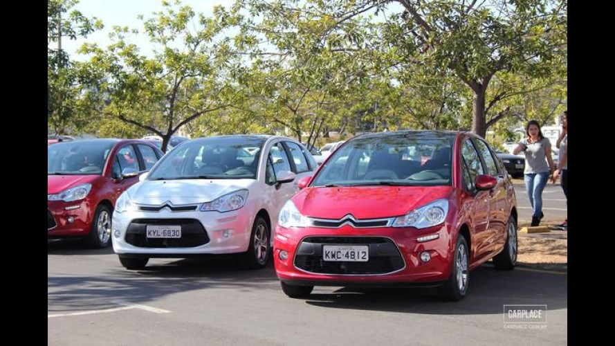 Análise CARPLACE: Fiesta amplia liderança e C3 supera rivais entre hatches compactos