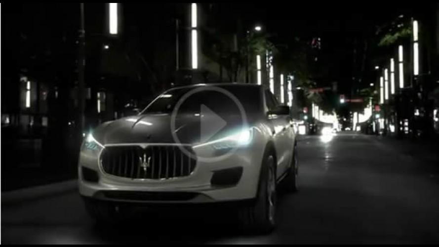 VÍDEO: Maserati conta sua história e mostra o Novo Kubang