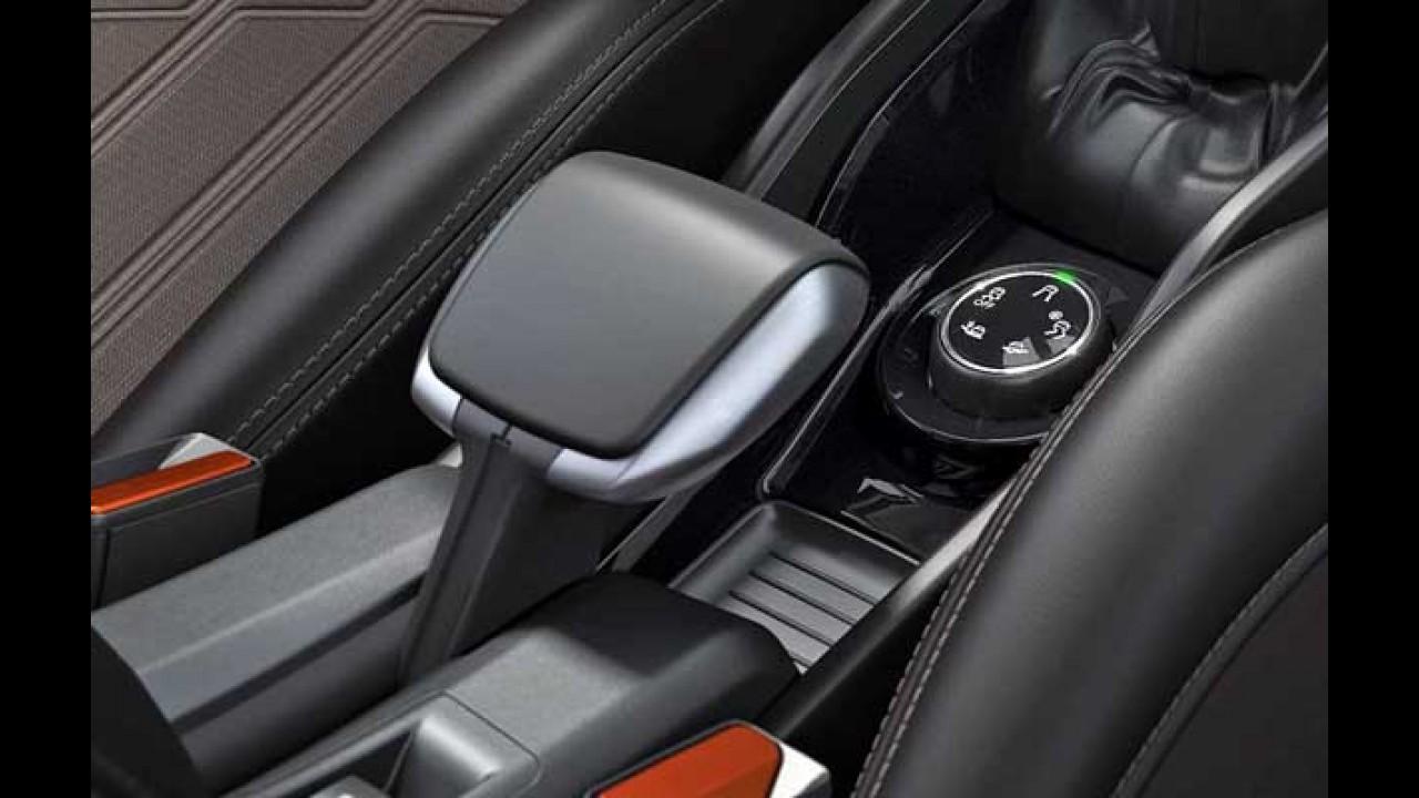 Peugeot revela primeira imagem do interior do 2008 nacional