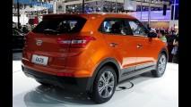 Versão de produção do Hyundai ix25 estreia na China