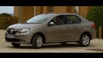 VÍDEO mostra que Novo Renault Symbol é mais refinado que o Novo Dacia Logan