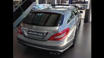 Mercedes CLS 63 AMG Shooting Brake já está entre nós