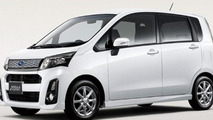 2013 Subaru Stella facelift revealed (JDM)