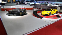 2013 GTA Spano at 2013 Geneva Motor Show