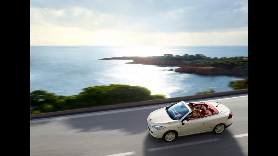 Renault Megane Coupé Cabriolet Floride 2012