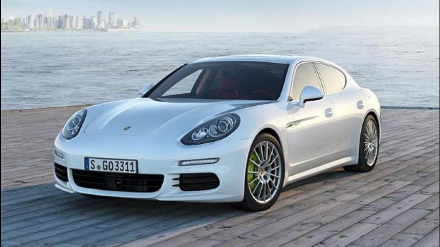 La Porsche che consuma meno di una 500