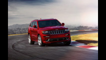 Jeep Grand Cherokee SRT restyling