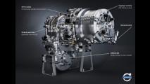 Volvo perfeziona l'ibrida a volano