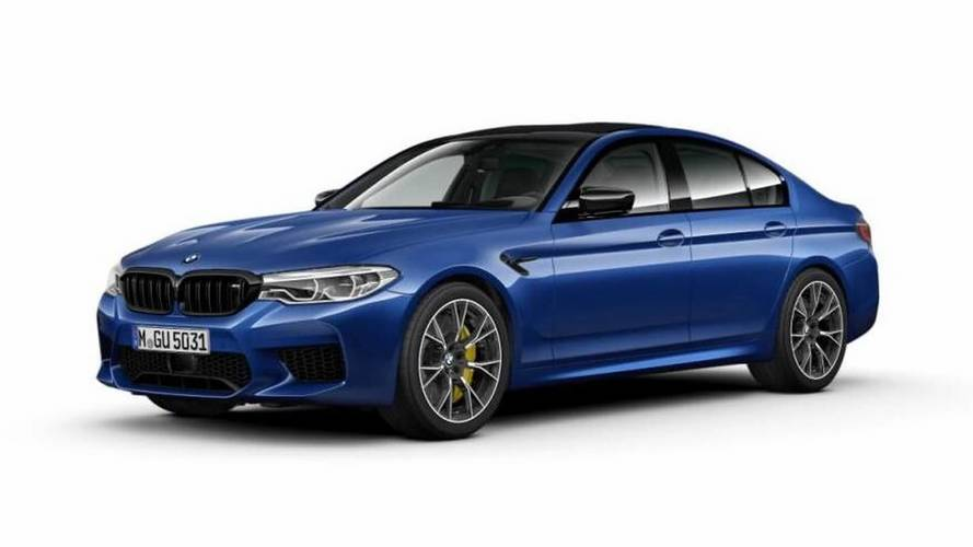 BMW M5 Pack Competition