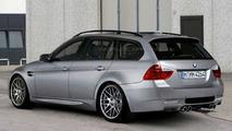 BMW M3 Wagon (E91) Computer Rendering
