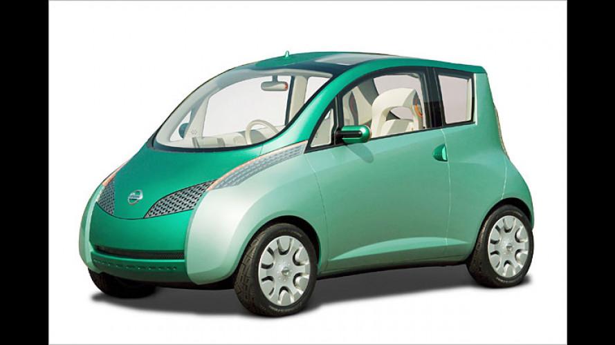 Nissan: Mit dem Effis sauber durch die Stadt