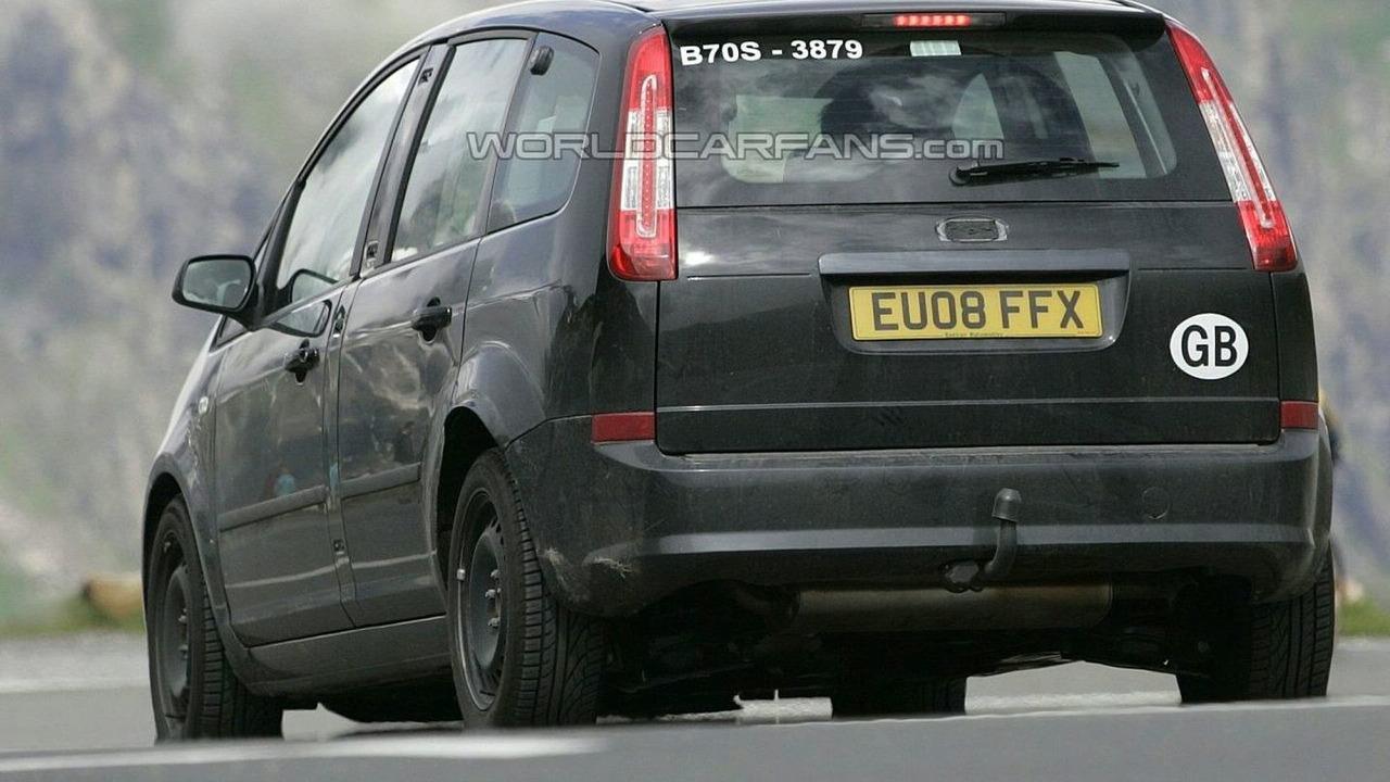 2011 Ford C Max Mule