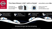 Nissan e-Pedal teaser