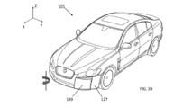 Jaguar Land Rover Aero Patent