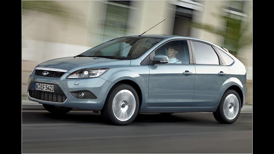 Deutlich schärfer: Gelifteter Ford Focus im Test