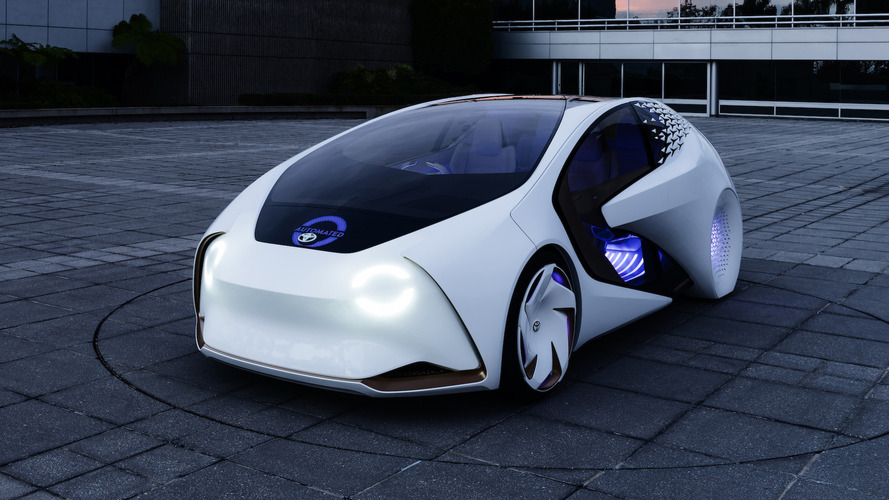 Toyota's outrageous Concept-i is smarter than your average car