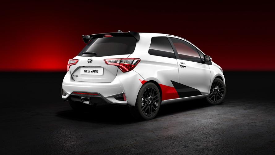 2017 Toyota Yaris Sport