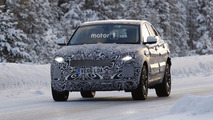 2018 Jaguar E-Pace spy photos