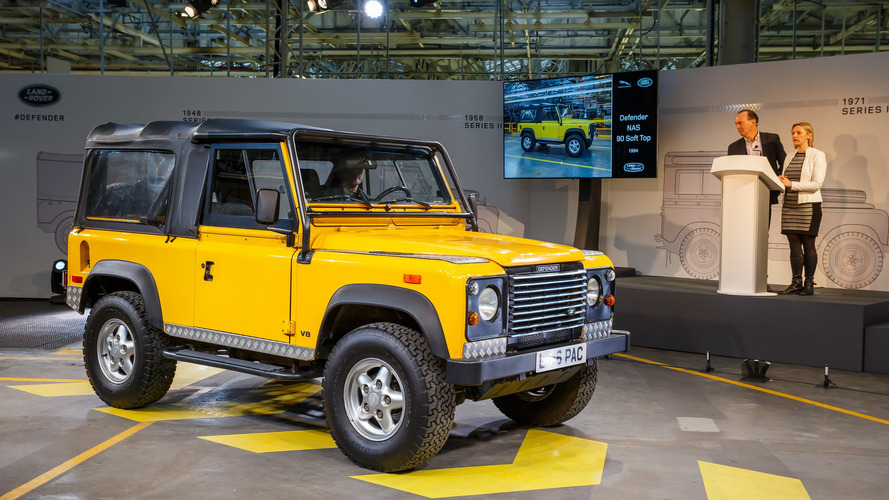 Defender-inspired SUV targets 2020 market launch by chemical company
