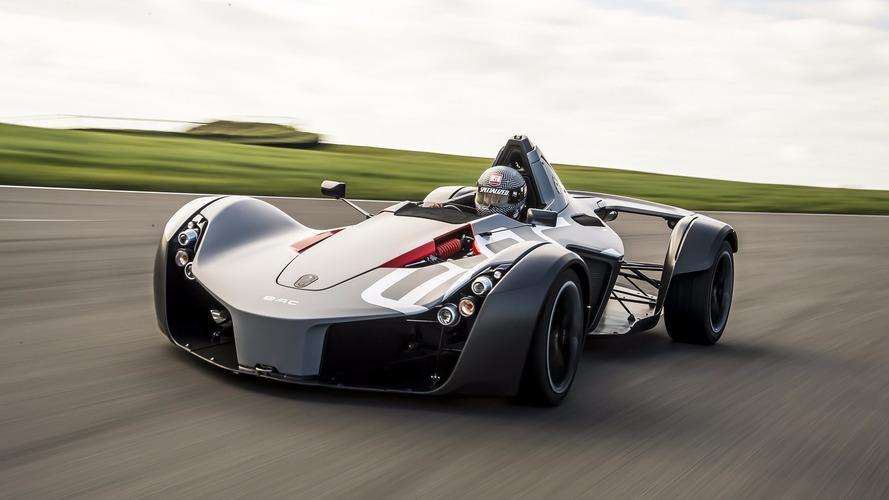 BAC, McLaren P1'e rakip olacak hibrit bir hiper otomobil yapacak