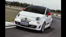 Hatches compactos (mais vendidos): Fiat 500 dispara e Punto segue em baixa