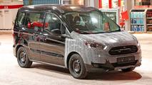 Ford Tourneo Spy Shots