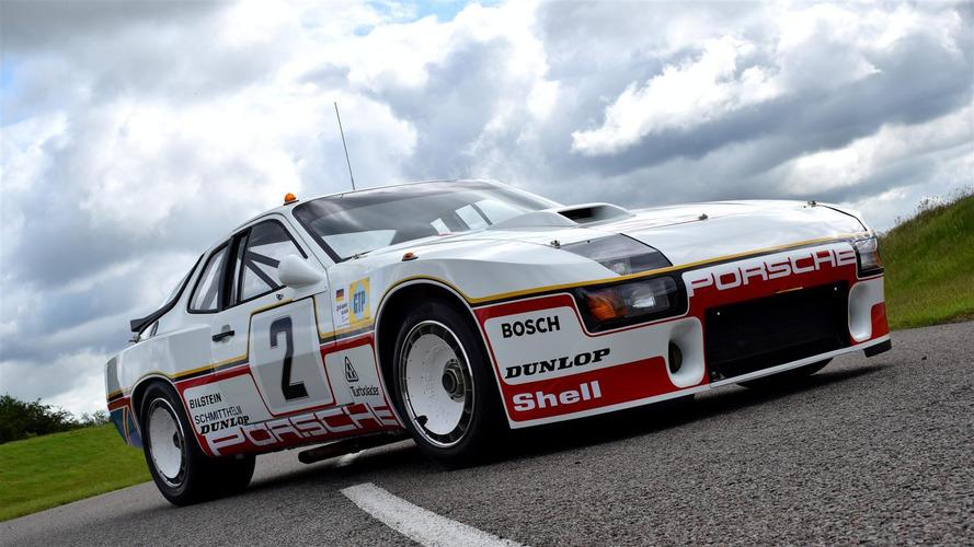 VIDÉO - Porsche restaure l'une des premières 924 de compétition